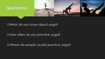 Yoga lvl 11