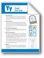 Yogi, the Yak
