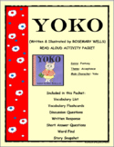 Yoko Read Aloud Activity Packet