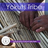 Yokuts Tribe CA Native American Indian Text & Activities Distance Learning