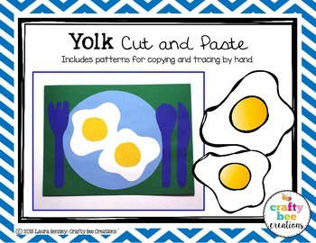 Yolk Cut and Paste