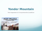 Yonder Mountain Jeopardy Game