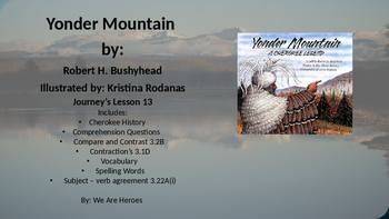 Yonder Mountain: Journey Lesson 13