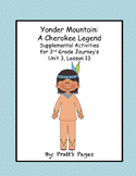 Yonder Mountain Journey's Supplemental Materials Unit 3 Lesson 13