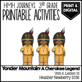 Yonder Mountain: Journeys 3rd Grade (Unit 3, Lesson 13)