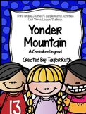 Yonder Mountain Journey's Supplemental Activities- Third Grade Unit 3 Lesson 13