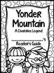 Yonder Mountain Journey's Supplemental Activities- Third Grade Unit 3 Lesson 13