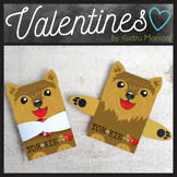 Yorkie Valentine Candy Hugger