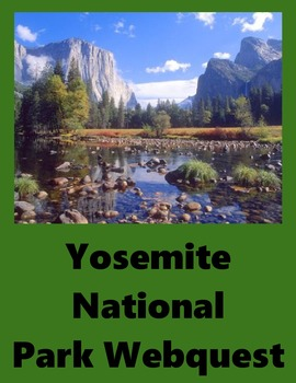 Yosemite nationals park teaching resources teachers pay teachers sciox Images