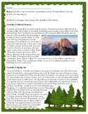 Yosemite Park Point of View Reading Passage with Questions