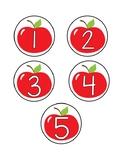 You Are A 5 Apple Teacher!