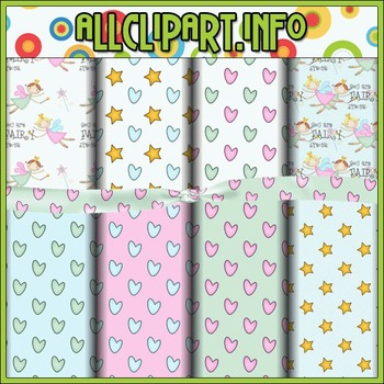 You Are Fairy Special Digital Papers