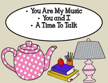 You Are My Music and other poems ( Poetry Analysis)-5th Grade Reading Wonders