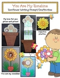"Mother's Day Crafts: ""You Are My Sunshine"" Mother's Day Writing Prompts"