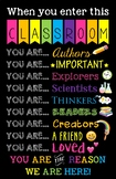 You Are... Poster