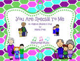 Grandparents Day/Mothers Day/ Fathers Day Song