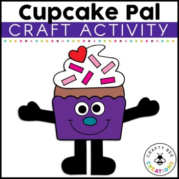 Valentines Day Craft {You Are The Icing On My Cupcake}