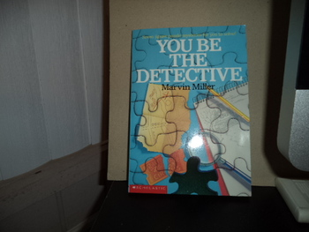 You Be The Detective ISBN 0-590-42731-8