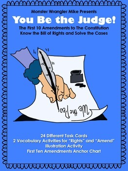 You Be The Judge: Bill of Rights Cases