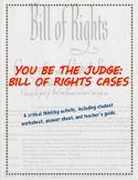 You Be the Judge - analyzing Supreme Court cases on the Bi