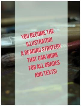 You Become the Illustrator