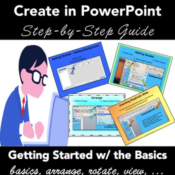 You CAN Create in PowerPoint  Lesson Creation