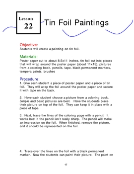 You Can Be a Great Art Teacher!  Lesson 22