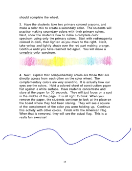 You Can Be a Great Art Teacher!  Lesson 7