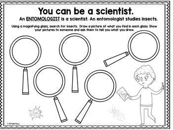 You Can Be a Scientist, Too FREE supplement for THE GIRL WHO THOUGHT IN PICTURES