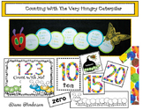 You Can Count On The Very Hungry Caterpillar Number Packet