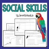 Social Skills Activities | Social Skills Lessons | No Prep