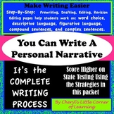 You Can Write A Personal Narrative