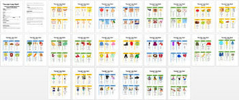 You Can't say that! an ESL taboo activity with 156 cards