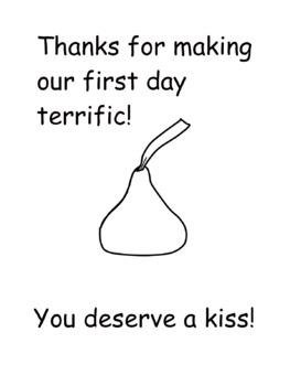 You Deserve A Kiss