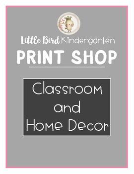 You Do Enough Little Bird Kindergarten Printshop