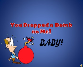 You Dropped a Bomb on Me!  Basic POLAR Graphing