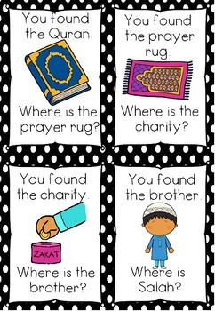 You Found...Where Is Islamic Read and Search Game