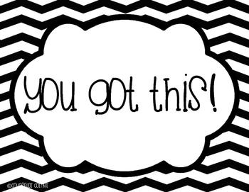 You Got This! Original Inspiration Printable