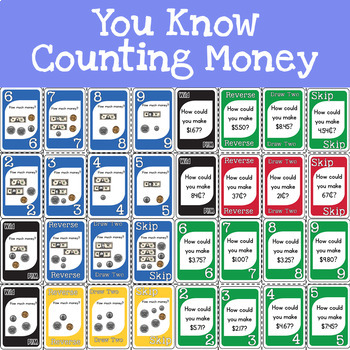 Money: You know engaging all learners with an interactive game