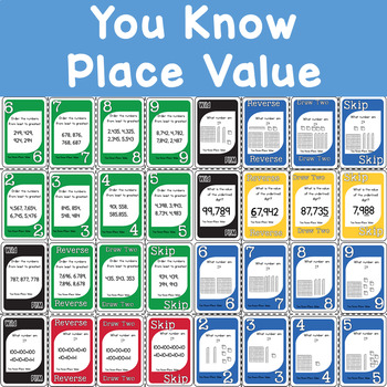 You Know Place Value