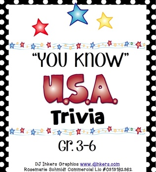 """You Know"" USA Trivia"