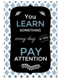 You Learn Something Every Day (Poster)