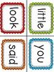 """""""You Look Little"""" Little Book & Pocket Chart Set"""