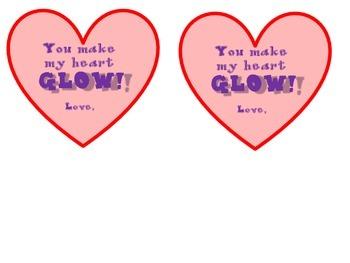 You Make My Heart GLOW!