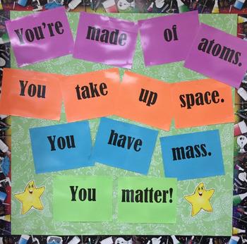 You Matter Bulletin Board