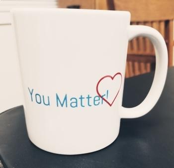 You Matter! Card