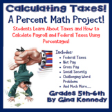 Percents, Personal Finance Project, Calculate Tax Rates, C
