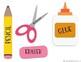 You Need Classroom Supply Icons BASICS