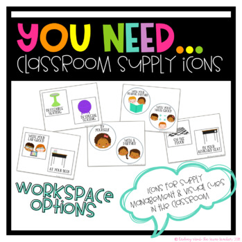 You Need Workspace Options Icons