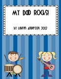 You Rock! Father's Day Project